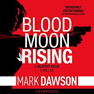 Blood Moon Rising Audiobook