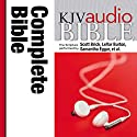 KJV Audio Bible, Pure Voice Audiobook by  Zondervan Narrated by Rene Auberjonois, Scott Brick, LeVar Burton, Samantha Eggar, Robert Forster, Edward Herrmann, Gates McFadden