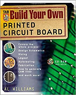 Own williams your printed al download build by board circuit