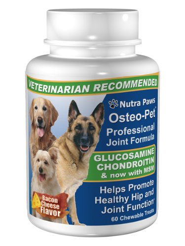 Best glucosamine for dogs reviews