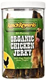 Ranch Rewards Dog Organic Jerky Treat, Chicken