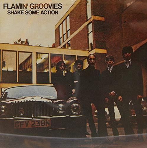 CD : FLAMIN GROOVIES - Flamin Groovies