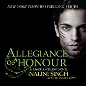 Allegiance of Honour: Psy-Changeling, Book 15 | Nalini Singh