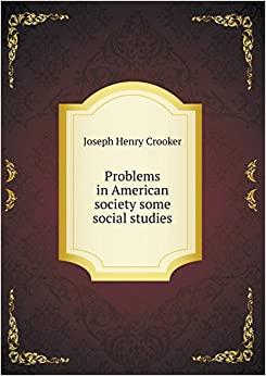what are some social problems in society