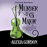 Murder in G Major | Alexia Gordon