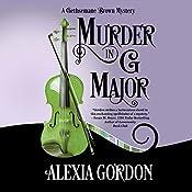 Murder in G Major | Alexia Gordon