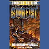 Starfist: School of Fire | [David Sherman, Dan Cragg]