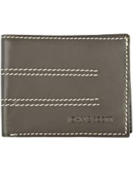 John & Scott Brown Men's Wallet - B01LPRWH48