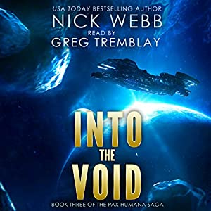 Into the Void Audiobook