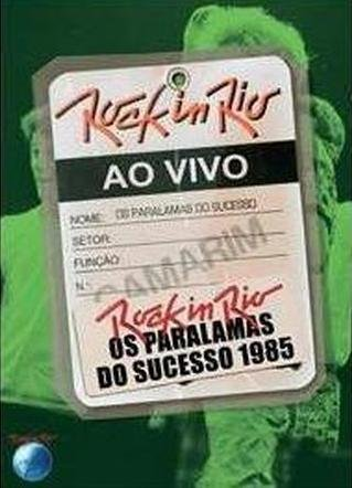 Ao Vivo No Rock In Rio 1995