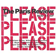 The Paris Review No.110, Spring 1989  by The Paris Review Narrated by Steve Coulter, Jill Melancon