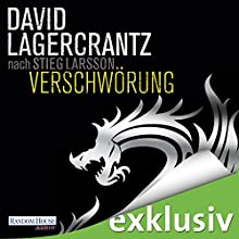 Verschwörung (Millennium 4) (       ungekürzt) von David Lagercrantz Gesprochen von: Dietmar Bär