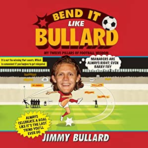 Bend It Like Bullard Audiobook