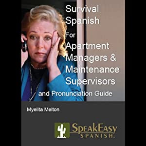 Survival Spanish for Apartment Managers Audiobook