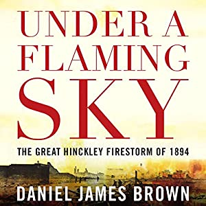 Under a Flaming Sky Audiobook