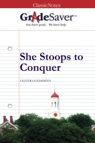 She Stoops to Conquer Critical Essays