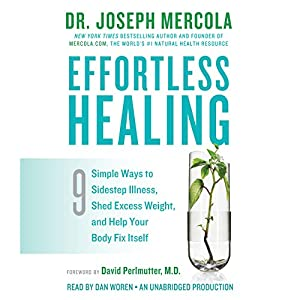 Effortless Healing Audiobook