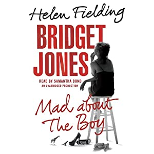 Bridget Jones: Mad About the Boy | [Helen Fielding]