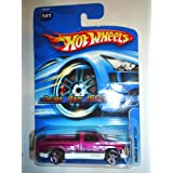 #2006 141 Dodge Ram 1500 Purple Collectible Collector Car Mattel Hot Wheels 1:64 Scale