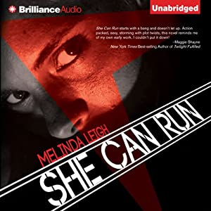 She Can Run | [Melinda Leigh]