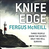 Knife Edge: DI Harland, Book 2 | Fergus McNeill