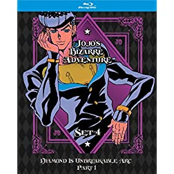 JoJo's Bizarre Adv. Set 4 LE (BD) [Blu-ray]