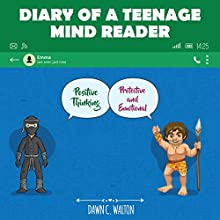 Diary of a Teenage Mind Reader: The Caveman Rules of Survival, Book 2 Audiobook by Dawn Walton Narrated by Dawn Walton