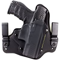H&K P7 PSP IWB Hybrid Holster With Adjustable Retention And Comfort Curve, Black Arch Holsters (Formerly SHTF...