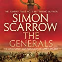 The Generals: Wellington and Napoleon 2 Audiobook by Simon Scarrow Narrated by Jonathan Keeble