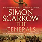 The Generals: Wellington and Napoleon 2 Hörbuch von Simon Scarrow Gesprochen von: Jonathan Keeble
