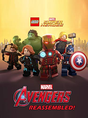 LEGO Marvel: Avengers Reassembled on Amazon Prime Video UK