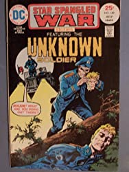 Star Spangled War Stories Featuring the Unknown Soldier Comic Book