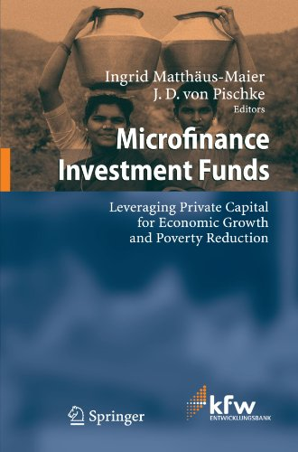 Microfinance Investment Funds: Leveraging Private Capital for Economic Growth and Poverty Reduction