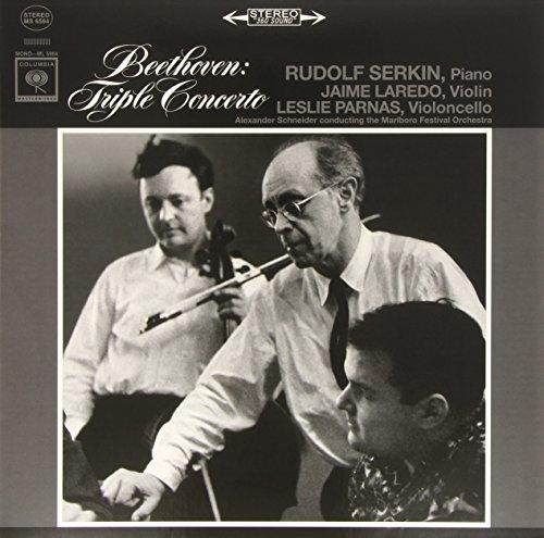 Vinilo : BEETHOVEN / SERKIN,RUDOLF - Triple Concerto