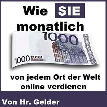 1000 euro sofort verdienen