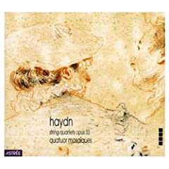 モザイク・カルテット演奏 ハイドン:弦楽四重奏曲Op.33(2枚組)の商品写真