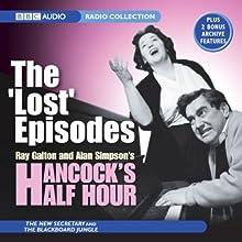 Hancock's Half Hour: The 'Lost' Episodes  by Ray Galton, Alan Simpson