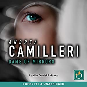 Game of Mirrors Audiobook