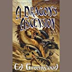 A Dragon's Ascension: Band of Four, Book 3 (       UNABRIDGED) by Ed Greenwood Narrated by Simon Vance
