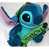 Disney Lilo And Stitch, Stitch Bean Bag Plush Doll With Ski Board Toy