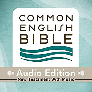 CEB Common English Bible Audio Edition New Testament with Music Audiobook