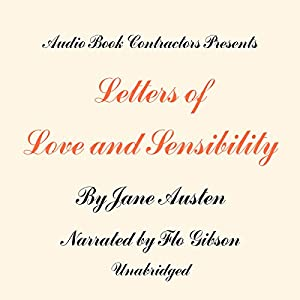Letters of Love and Sensibility Audiobook