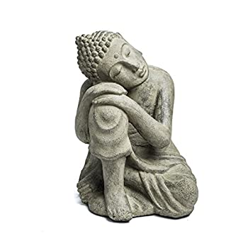 Repose ST10231932 Dwelling Buddha Outdoor Statues