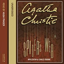 Spider's Web Audiobook by Agatha Christie Narrated by Hugh Fraser