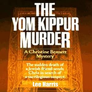 The Yom Kippur Murder | [Lee Harris]