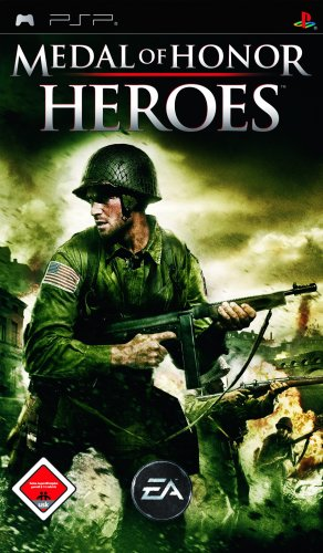 Medal Of Honor: Heroes [Import allemand]