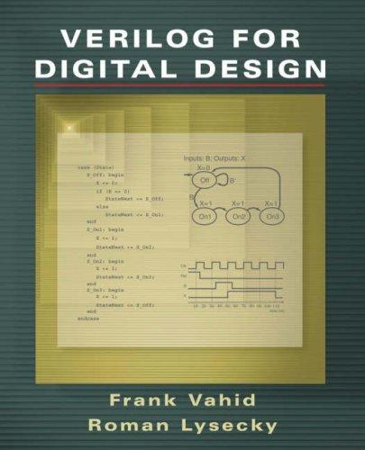 Verilog for Digital Design