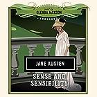 Sense and Sensibility Hörbuch von Jane Austen,  Dove Audio - producer Gesprochen von: Glenda Jackson