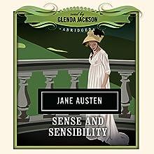 Sense and Sensibility | Livre audio Auteur(s) : Jane Austen,  Dove Audio - producer Narrateur(s) : Glenda Jackson