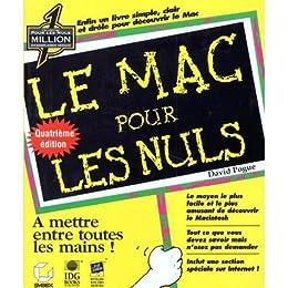 LE MAC POUR LES NULS. 4ème édition